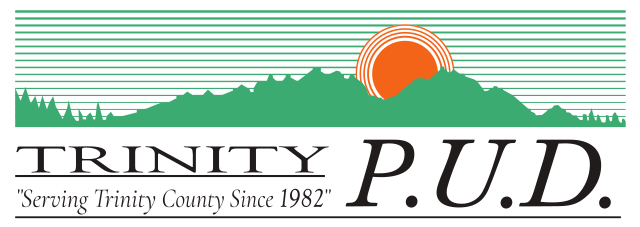 Trinity Trinity Public Utilities District Logo
